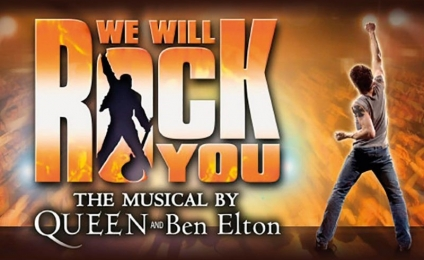 We Will Rock Tou - The Musical by Queen and Ben Elton, da ottobre 2018 il tour italiano