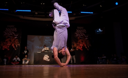SNIPES BATTLE OF THE YEAR - la battaglia della breakdance - al teatro Golden il 21 e 22 settembre 2019