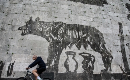 BEYOND TRIUMPHS AND LAMENTS  - Dal 19 settembre al 20 ottobre  2019 in mostra William Kentridge al Teatro Valle