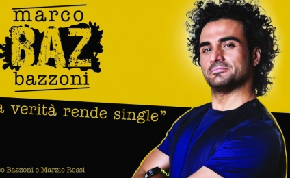BAZ in La verità rende single – al teatro Garbatella il 6 e 7 dicembre 2019